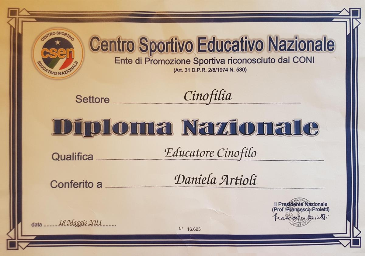 Educatore CSEN